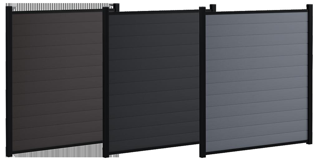 Bison Composite Fence Kit