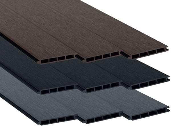 Composite Fencing planks