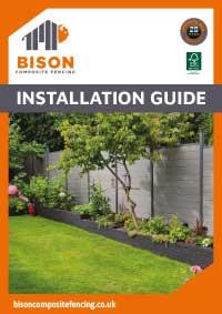 Bison Composite Fencing Installation Guide