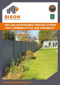 Bison Composite Fencing Brochure